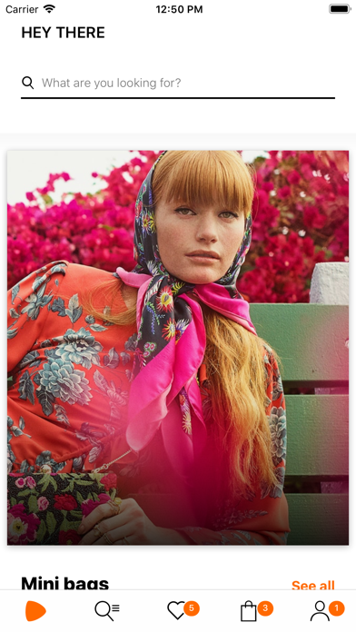 Screenshot for Zalando – Fashion and Shopping in Czech Republic App Store