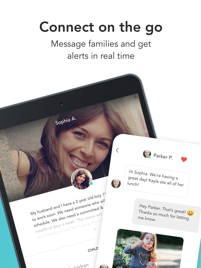 Care com Caregiver: Find Jobs on the App Store