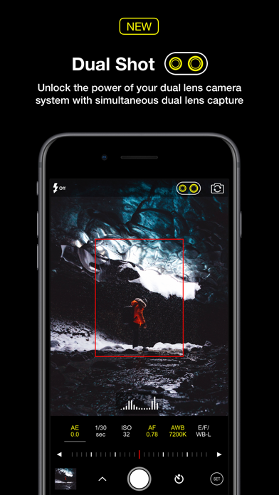 Screenshot for ProCam 6 in Philippines App Store