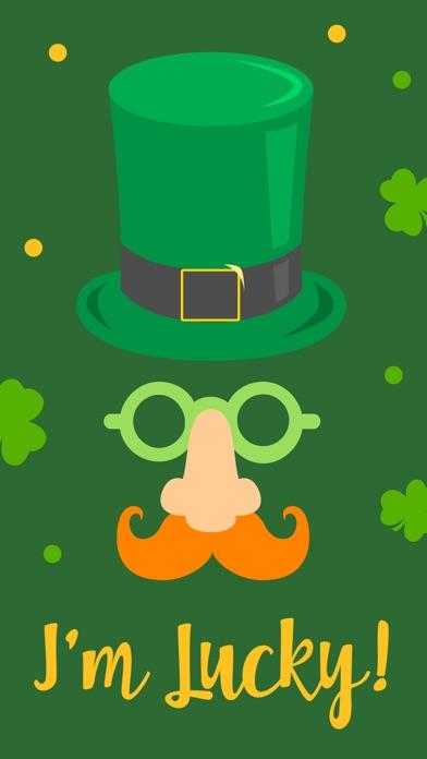 Screenshot for Irish Beard St Patrick's Day in United States App Store