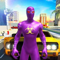Spider Gangstar Crime City 3D