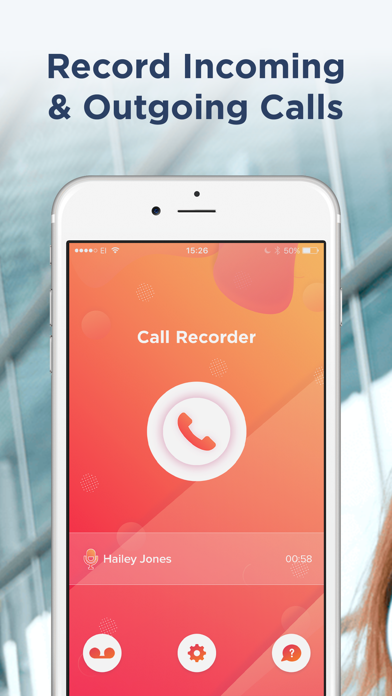 Call Recorder ► iCall screenshot one