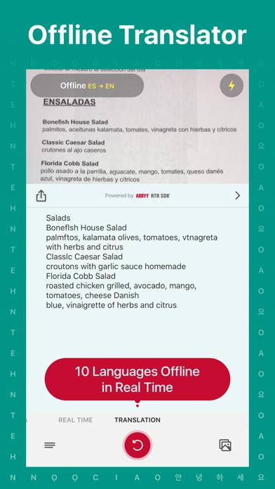 TextGrabber: Camera Translator-0