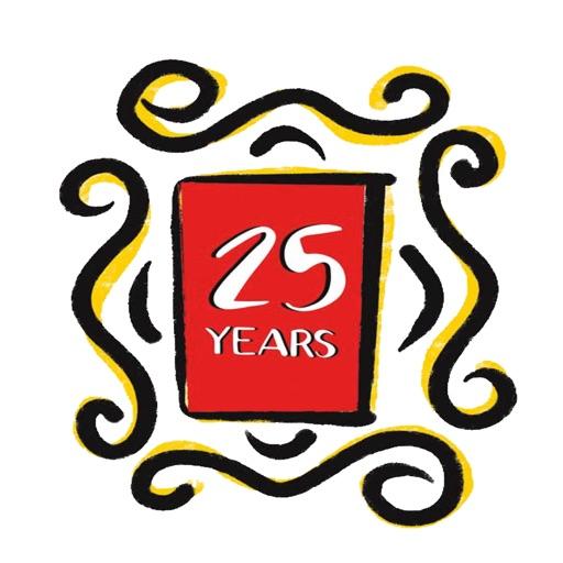 Friends 25 icon