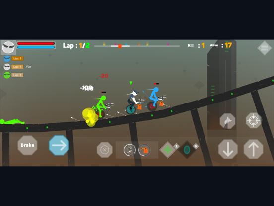 Mr Stick : Epic Survival screenshot 10