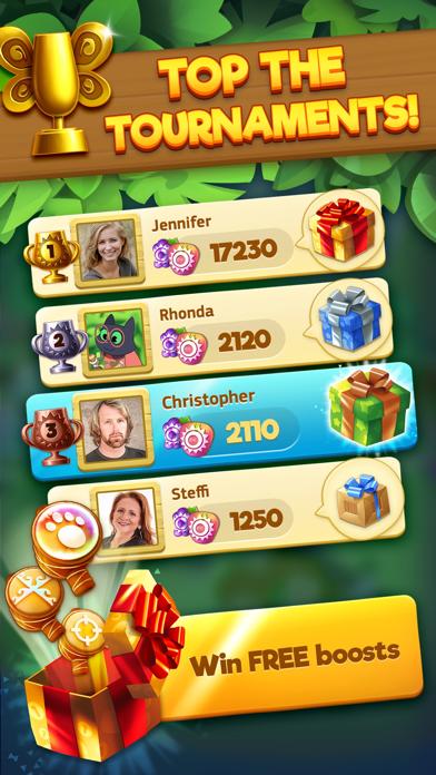 Tropicats: Match 3 Puzzle Game free Diamonds hack