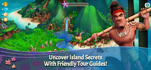 FarmVille 2: Tropic Escape on the App Store
