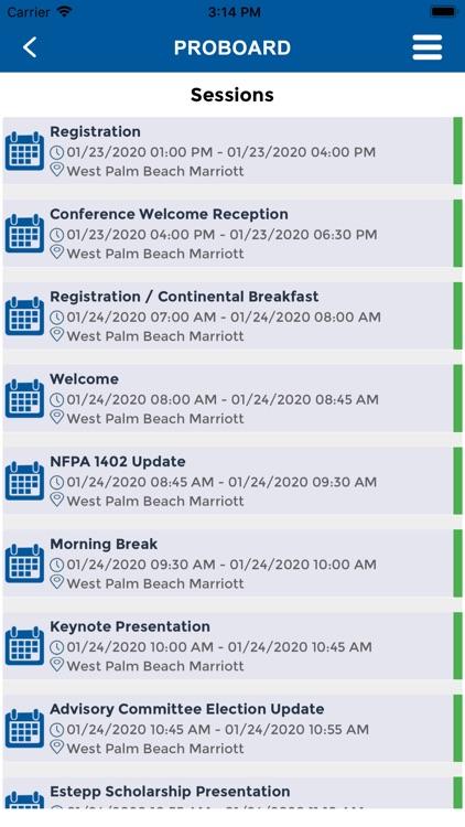 ProBoard Conference screenshot-3