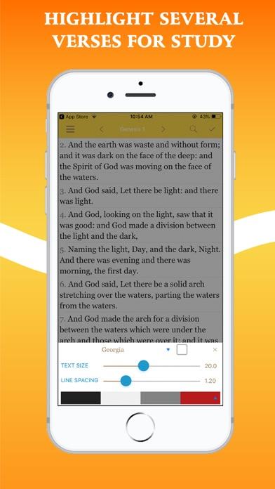 Bible In Basic English - BBEScreenshot of 7