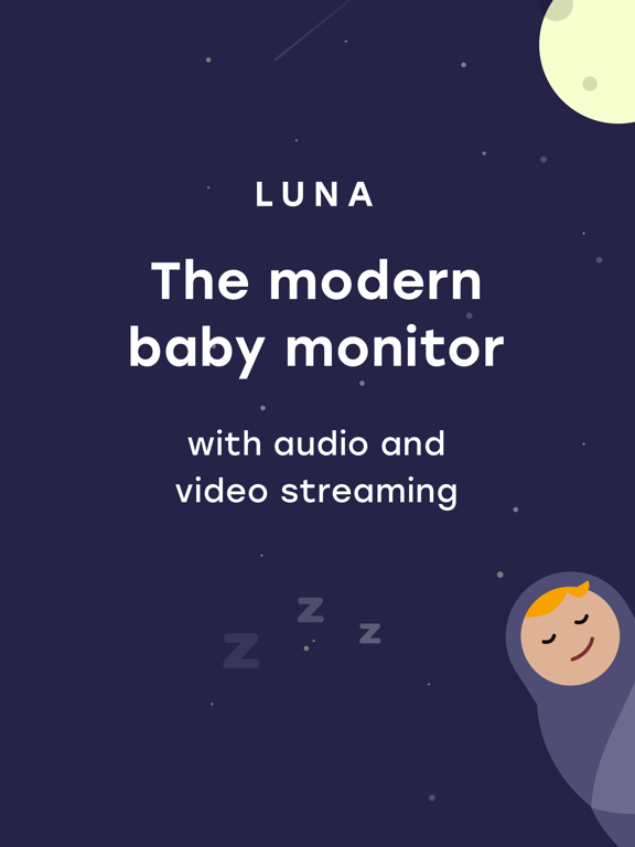 Luna - Baby Monitor with Video screenshot