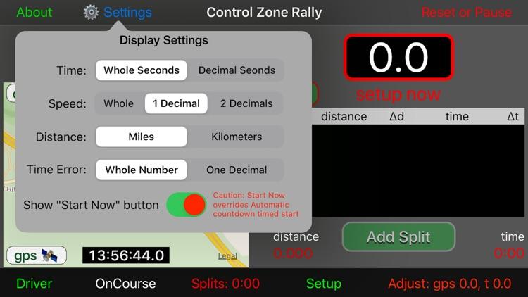 Control Zone Rally screenshot-3