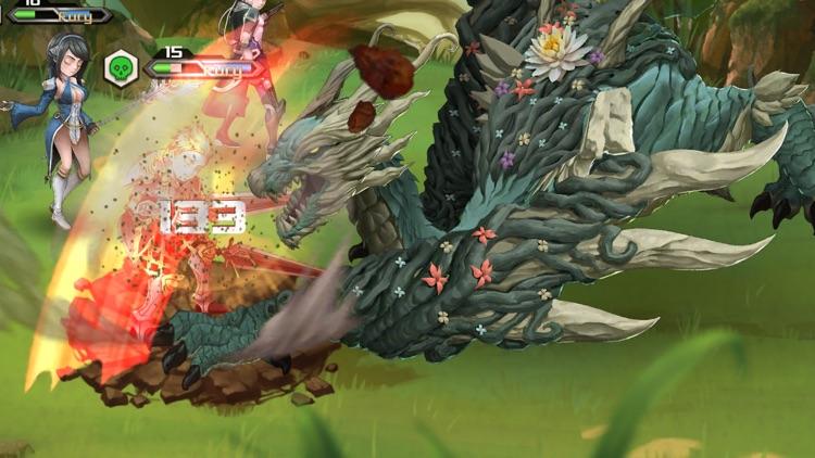 Azure Saga: Pathfinder screenshot-6