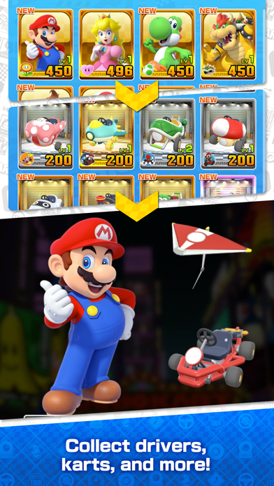 Mario Kart Tour screenshot 5