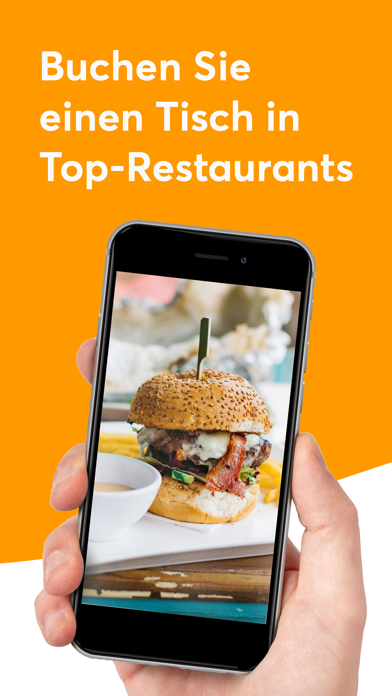 Screenshot for Quandoo: Restaurant-Guide in Germany App Store