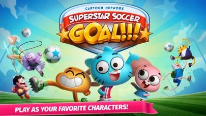 Screenshot from CN Superstar Soccer: Goal!!!