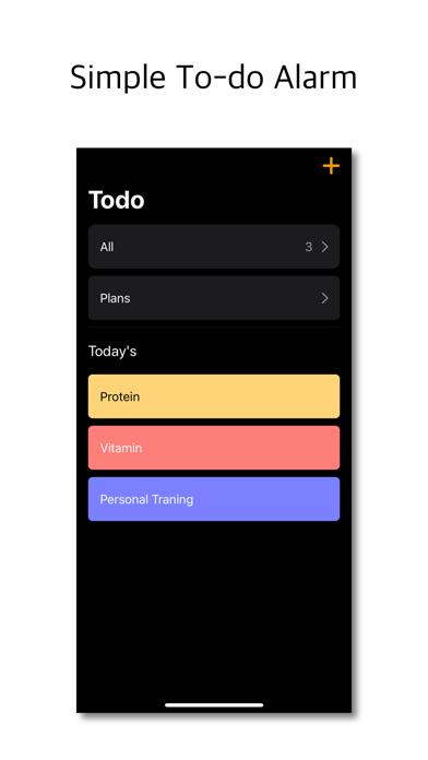 Pitcher - Convenient To-do App screenshot 1