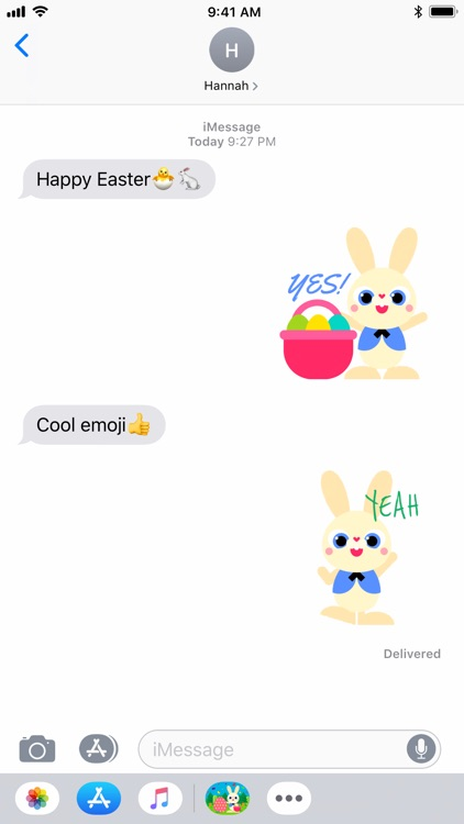 Eastermoji screenshot-0