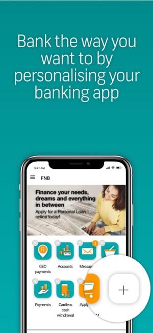 FNB Banking App บน App Store