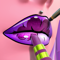 App Icon for Lip Art 3D App in United States App Store