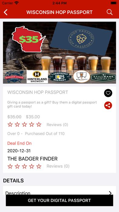 BadgerSavings screenshot 5