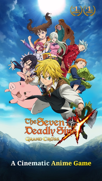 The Seven Deadly Sins for windows pc