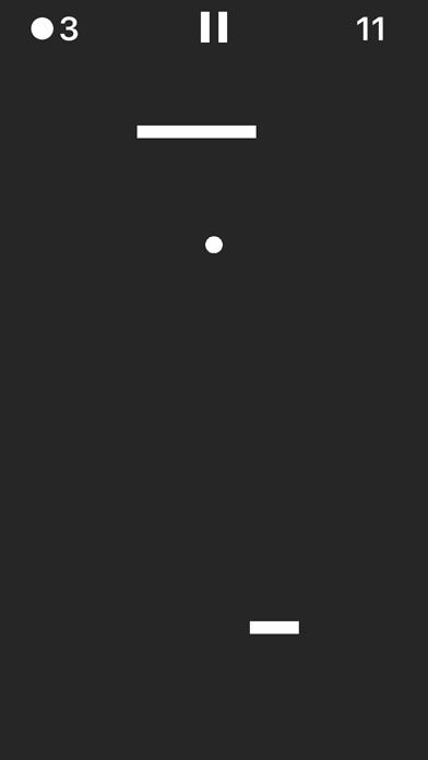 Infinite Pong screenshot two