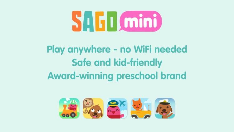 Sago Mini Vacation screenshot-6