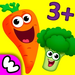 Learning 4 Toddler Kids Games!
