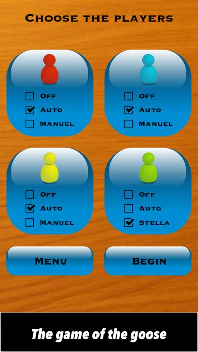 ガチョウ ゲームのスクリーンショット1