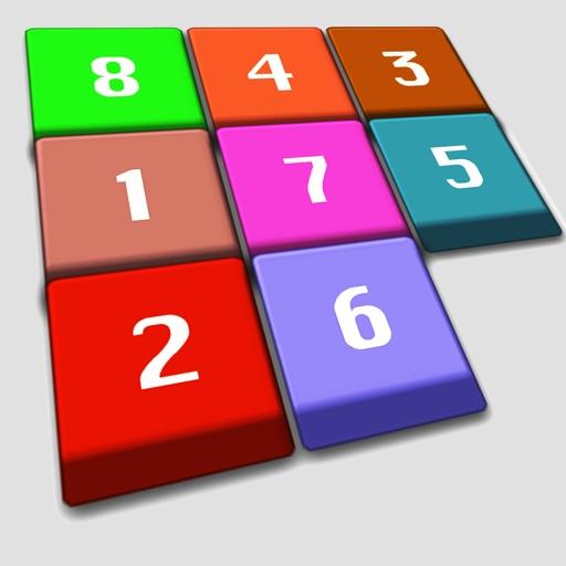 Number Slide-15 Fifteen puzzle