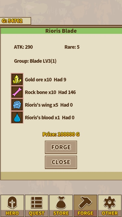 Simple Monster Hunter screenshot-5