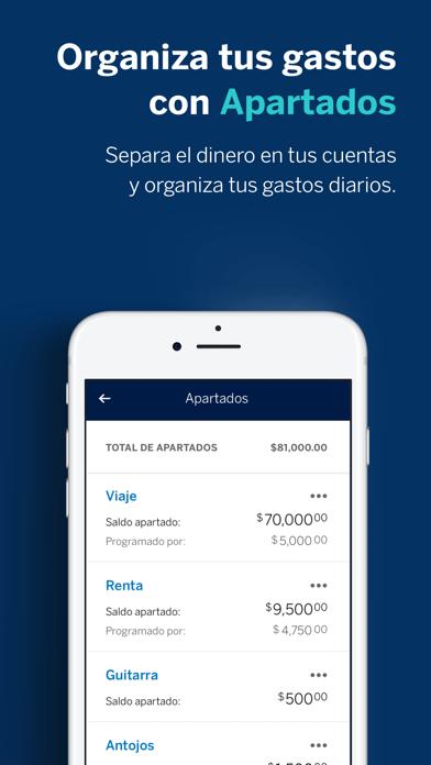 Screenshot #3 pour BBVA México (Bancomer Móvil)