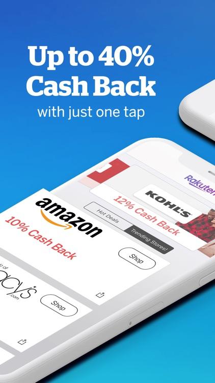 Rakuten Ebates: Earn Cash Back