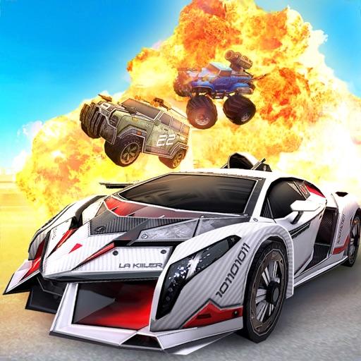 Cars Battle Royal: Overload
