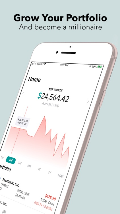 Stock Market Simulator Game screenshot-0