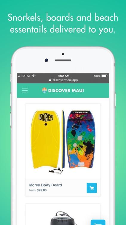 Discover Maui - Travel Guide screenshot-3