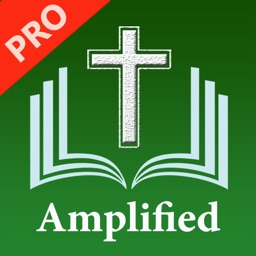 Amplified Bible with Audio Pro