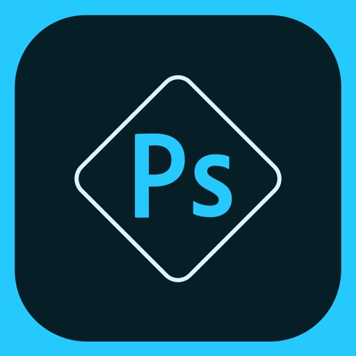 Photoshop Express Foto-Editor