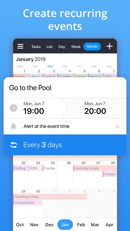 Calendars by Readdle screenshot-4