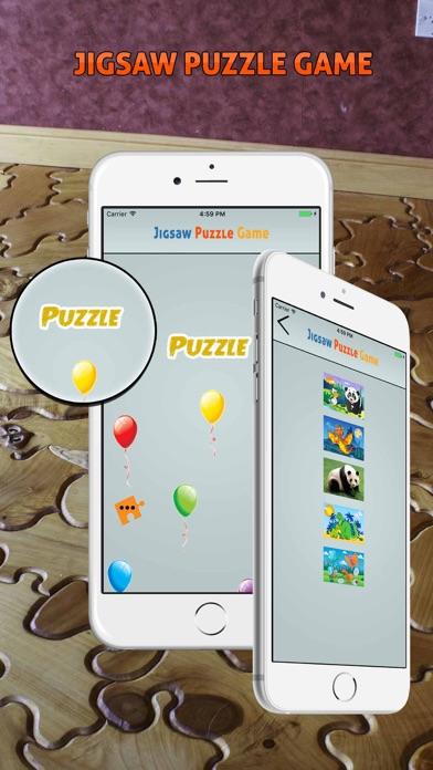 Jigsaw Puzzle:Halloween Jigsaw screenshot two