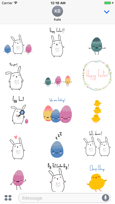 Fat Rabbit - Easter Edition