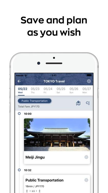Japan Travel – route, map, JR screenshot-3