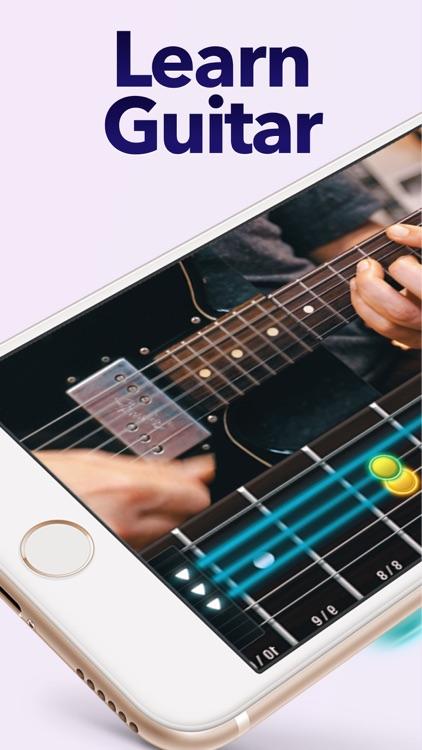 Coach Guitar Lessons tuner tab screenshot-0
