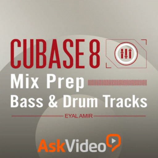 Mix Prep Bass and Drums Course