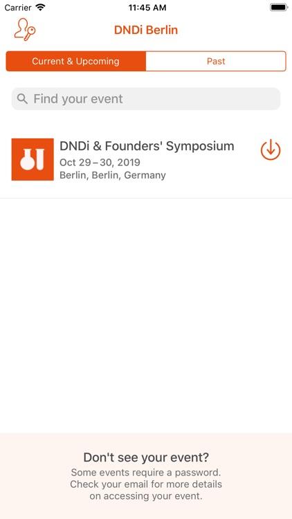 DNDi & Founders' Symposium
