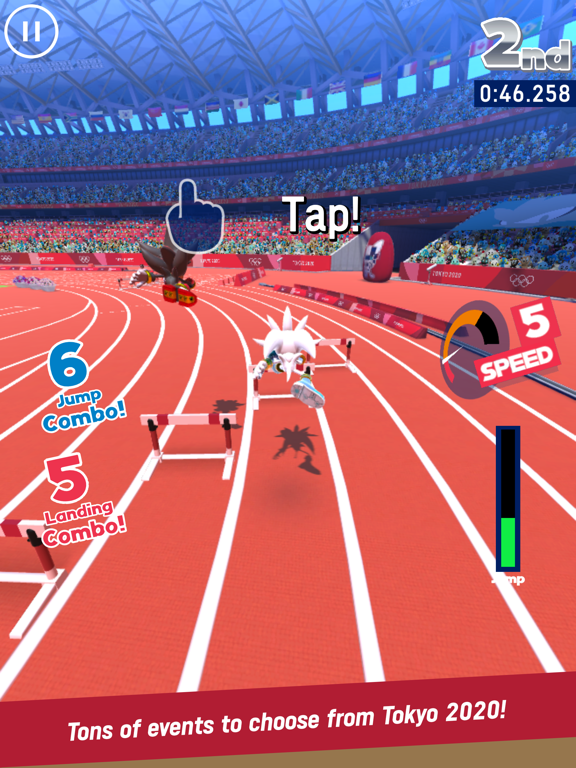 Sonic at the Olympic Games screenshot 10