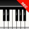 ピアノ -シンプルなピアノ- 録音機能つき 広告なし