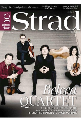 The Strad - náhled