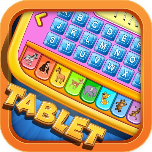 Alphabet Tablet Learning Game