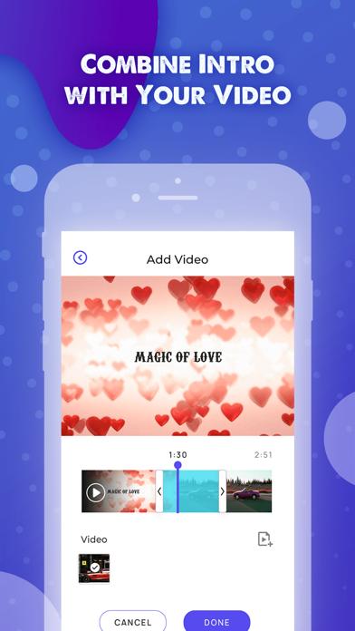 Intro Maker: Make Outro for YT Screenshot